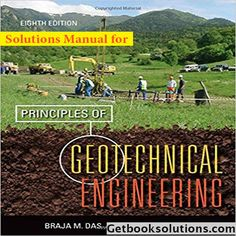 an introduction to geotechnical engineering solutions manual