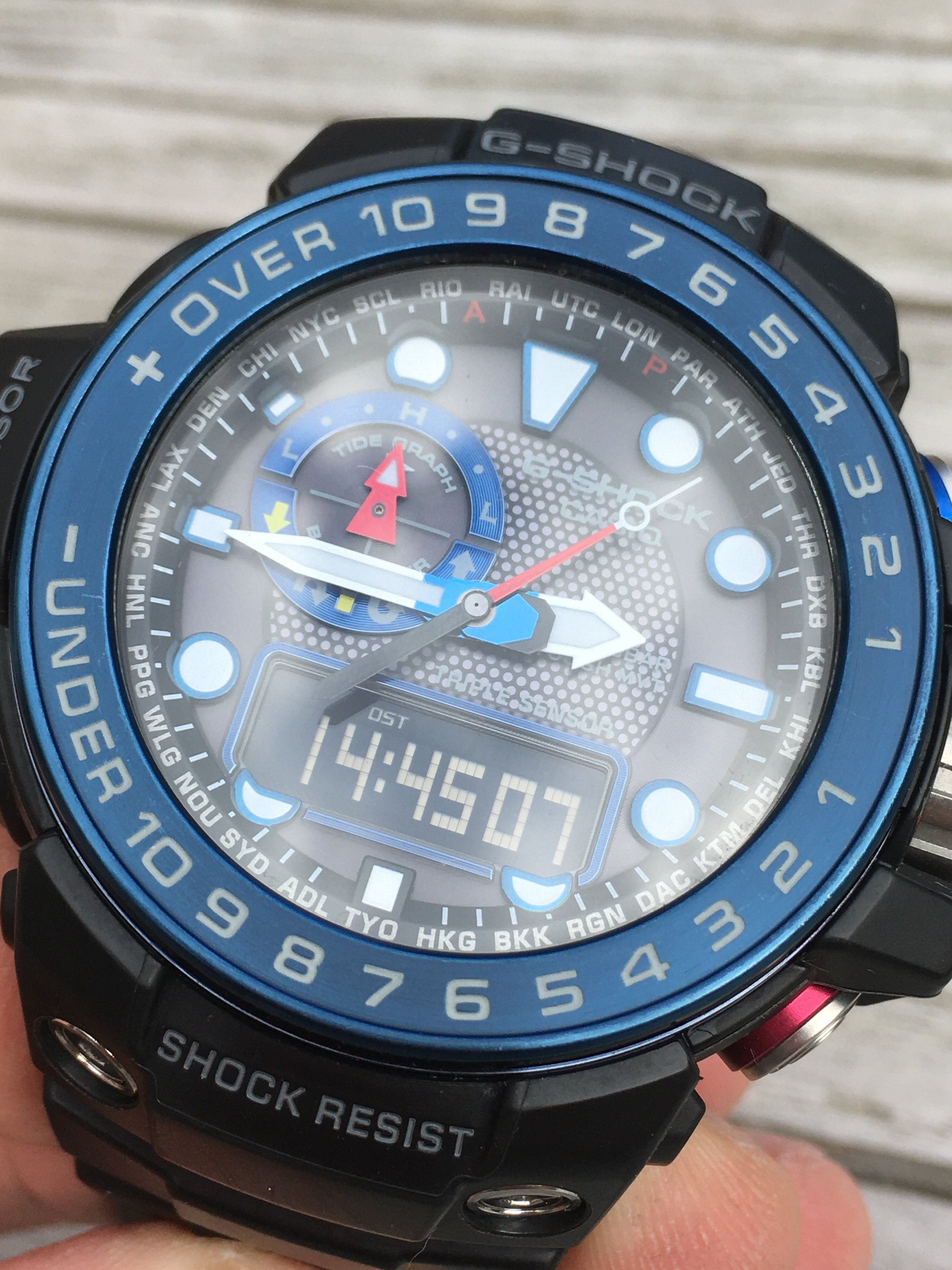 casio gulfmaster gwn 1000 manual