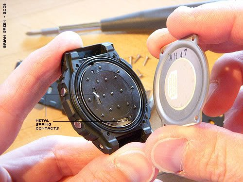 casio g shock protection watch manual