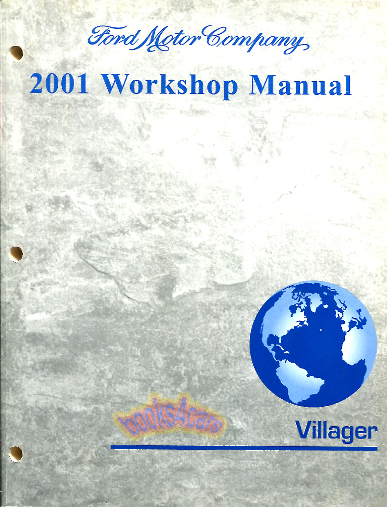 2001 mazda tribute owners manual