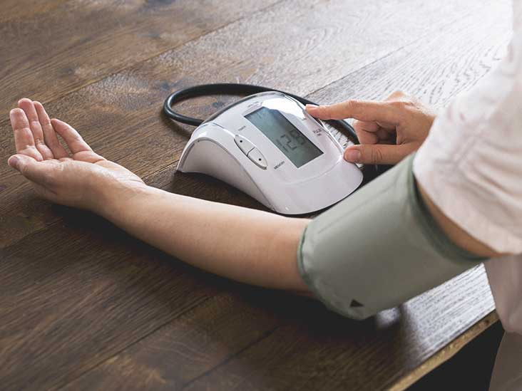 how to check blood pressure manually