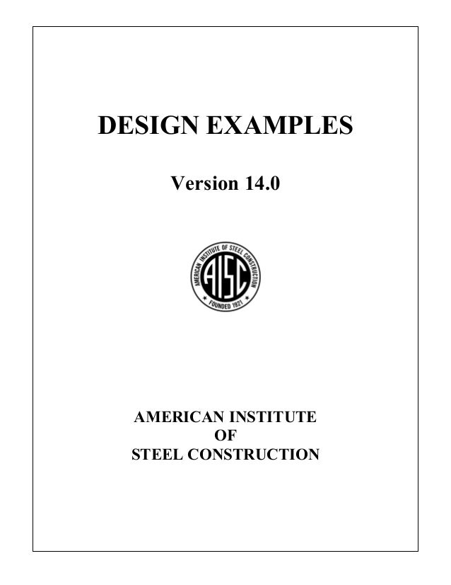 aisc steel construction manual 15th edition pdf free download