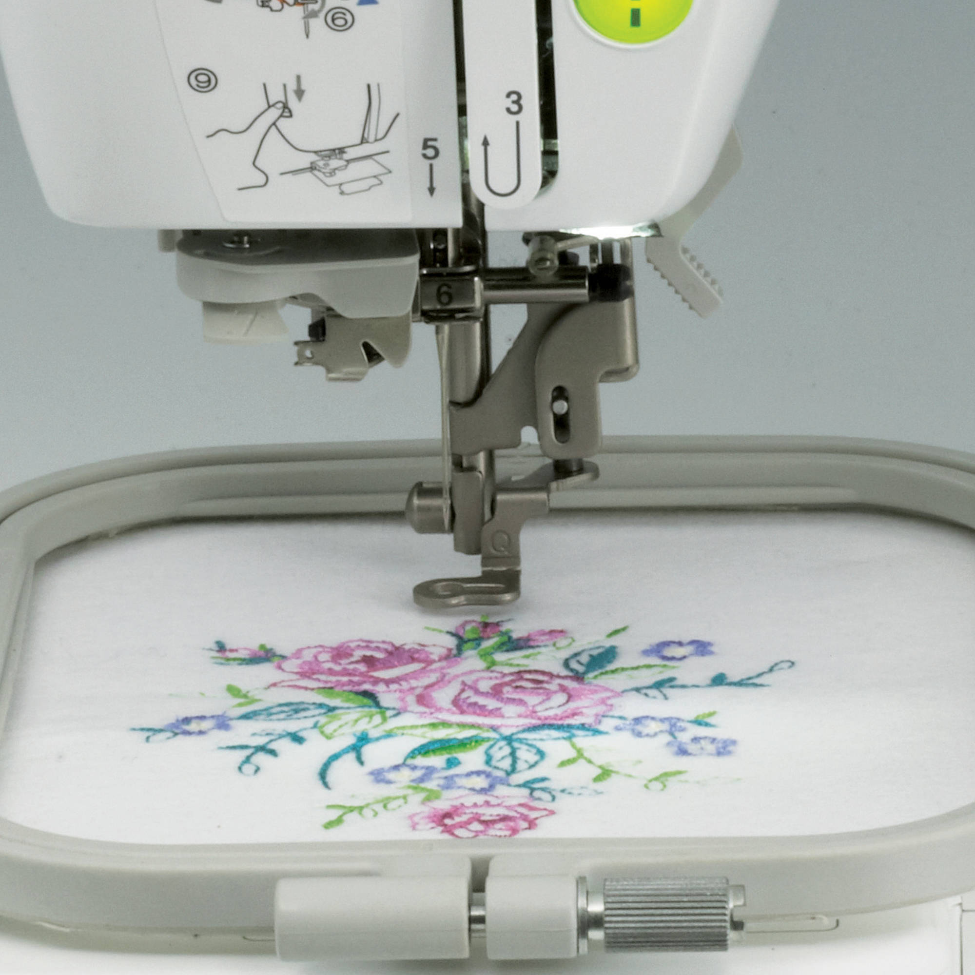 brother lx 3125 sewing machine manual