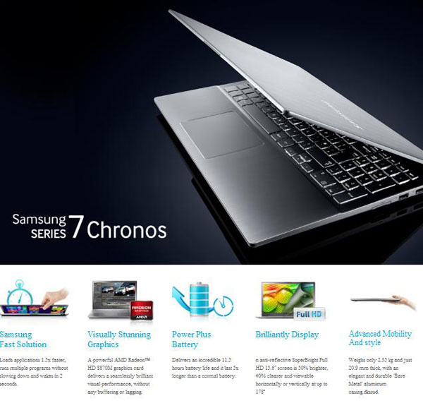 samsung series 7 e manual