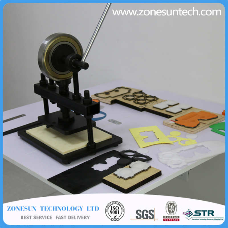 manual die cutting machine price