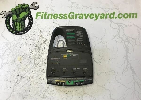precor efx 546 owners manual