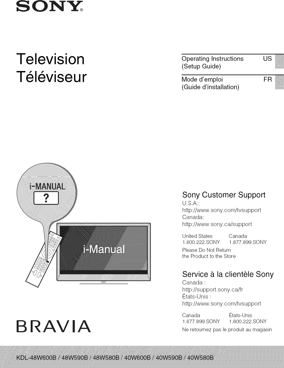 sony bravia user manual download