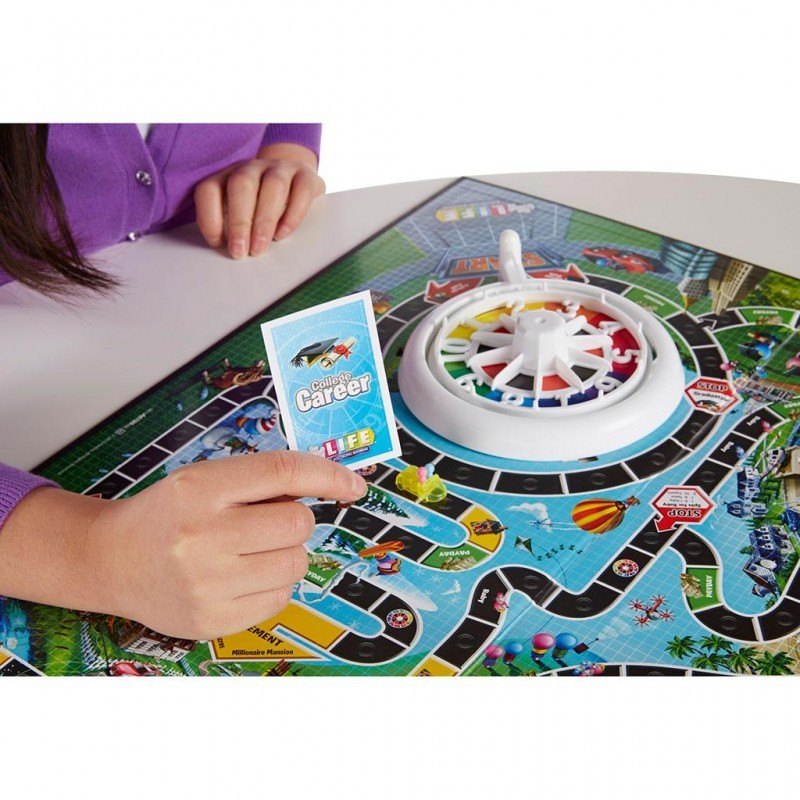 the game of life electronic banking instruction manual